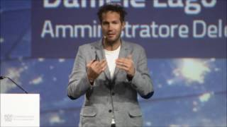 Design & digital, never stop being empathic - Daniele Lago - FED2016 - Forum dell