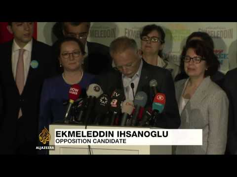 Erdogan wins Turkey's presidential election