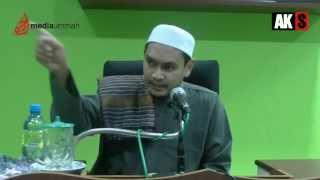 Ustaz Muhammad Fawwaz ( Seronok Terlebih )