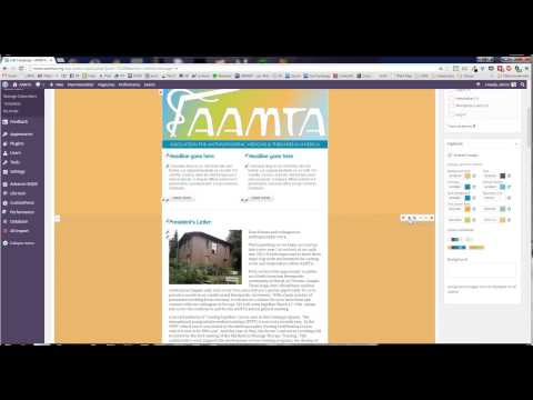 MyMail Wordpress plugin tutorial