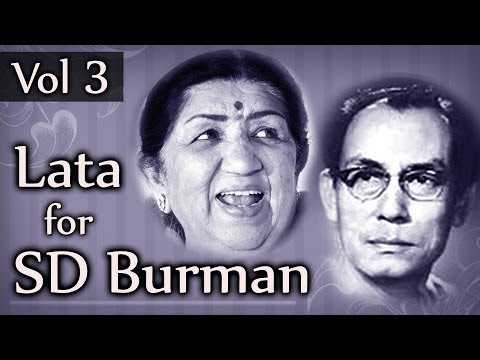 Lata Mangeshkar for S.D Burman Jukebox 3 - Top 10 Lata & S.D...