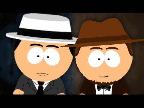 Jesse James vs Al Capone. Epic Fanmade Rap Battles of History #36