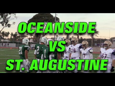 Oceanside vs St Augustine (CA) UTR HighlightMIx 2014 - 09/01/2014