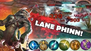 CP PHINN - DRAGS ON POINT! | Vainglory Lane Gameplay [Update 1.12]