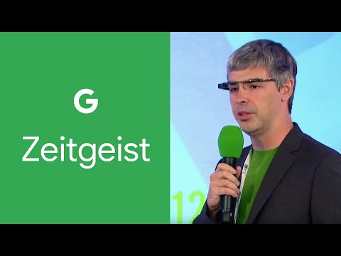 Clip - Beyond Today - Larry Page - Zeitgeist 2012