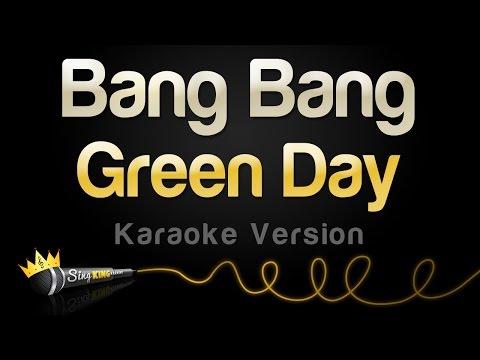 Green Day - Bang Bang (Karaoke Version)
