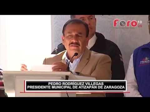 Pedro Rodríguez Refuerza la seguridad de Atizapán