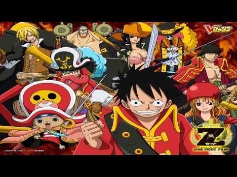 One Piece Film Z Official Review SuperKamiGuru9000