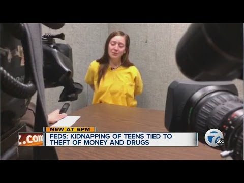 Feds: Kidnapping of teens tied to theft of money and drugs