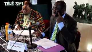 """Amadou Diop au """"Café littéraire 8ème"""" Télé SPI"""