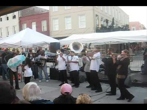 Baby Boyz Brass Band - Danny Barker Fest 2009