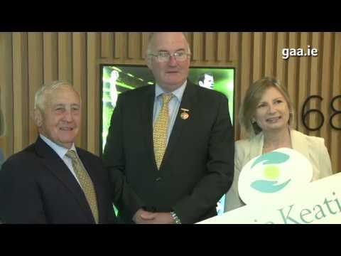 2019 GAA Charities Launch