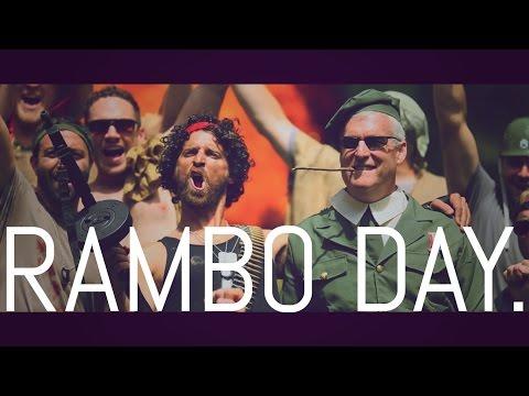 Rambo Day. video