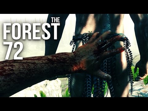 THE FOREST [HD+] #072 - Versuchen kann man's ja mal ★ Let's Play The Forest