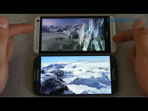 Samsung Galaxy S4 vs. HTC One: Full Comparison