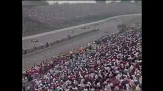 Indy 500 1993 : Inteligência de Emerson x Agressividade de Mansell