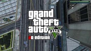Fan Made - Trailer GTA V 2D Edition
