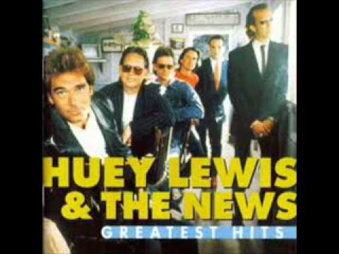 Huey Lewis And The News - Simple As That
