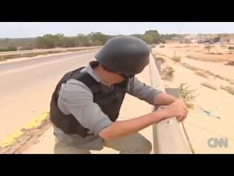 NATO Rebels Gunfire stops Red Cross from going in Sirte to help civilians LIBYA ON WAR 3.10.11