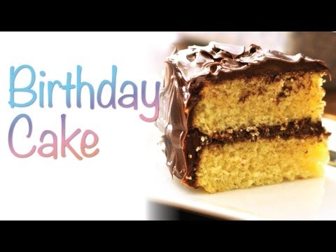 Birthday Cake Recipe - The Hot Plate