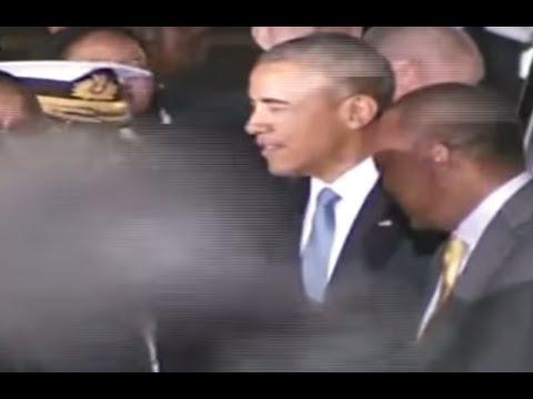 Demons Attack Obama During Kenya Trip