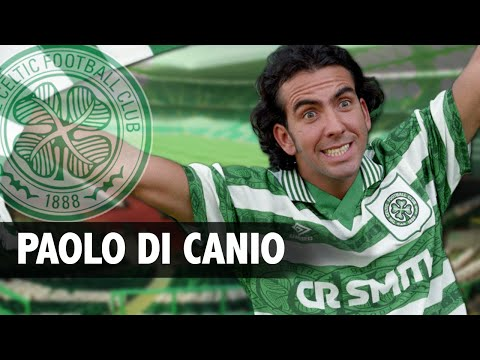 Scottish Football Legends - Paolo Di Canio