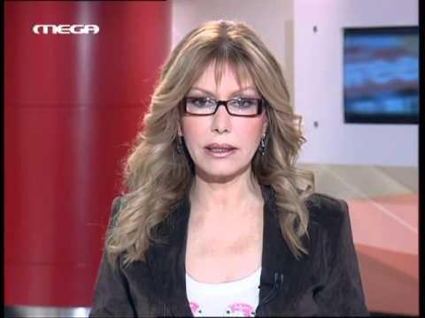 Λίζα Δουκακάρου - MEGA - 11 Φλεβάρη 2011 - 1 το πρωΐ