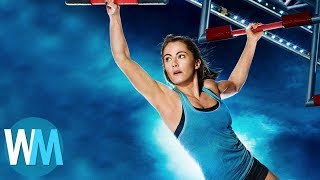 Top 10 Most Awesome American Ninja Warriors