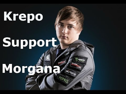 High ELO Commentary 75 - Krepo Support Morgana