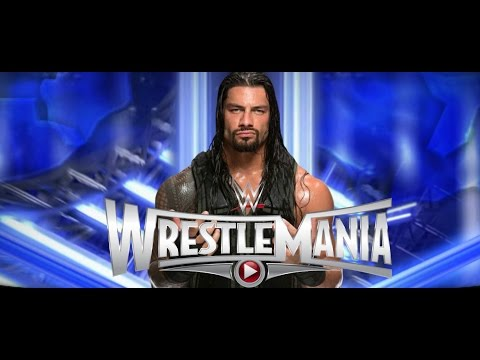 The Latest Wwe Backstage News On Roman Reigns Wrestlemania 31 Push video