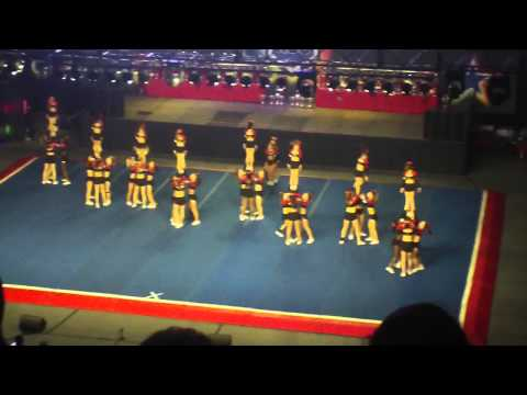 Woodlands Elite Colonels 2013 ASC Oklahoma City
