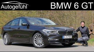 BMW 6 Series GT FULL REVIEW 6er Gran Turismo - Autogefühl