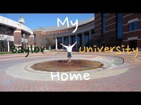 My Baylor University Home