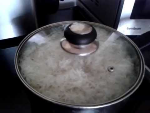 How To Make Plain Boiled Basmati Rice