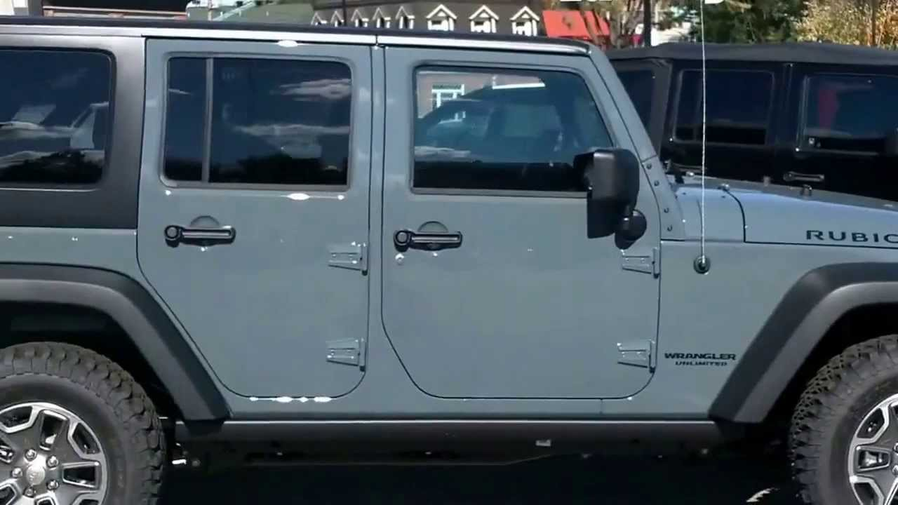Unlimited Auto Sales >> 2014 Anvil Jeep Wrangler Unlimited Rubicon - YouTube
