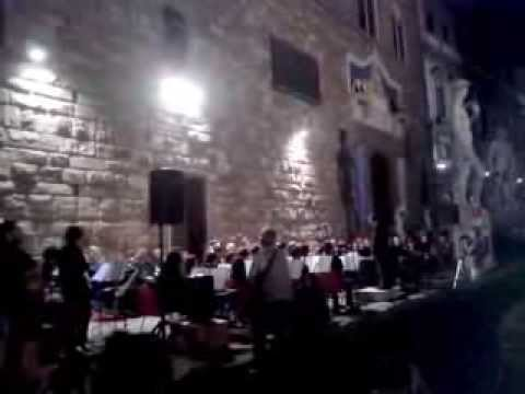 A romance evening in Firenze (Florence)with music