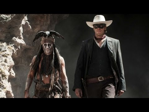 'The Lone Ranger' Team Blame Critics For Box Office Failure