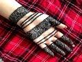 Easy Trendy Simple Palm Henna Mehndi Design Tutorial For Hands For Beginners For Eid Diwali Weddings mp3