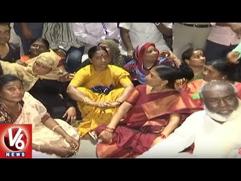 MLA Konda Surekha Vs Mayor Nannapaneni Narender Over Iqbal Minar Issue   V6 News