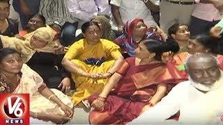 MLA Konda Surekha Vs Mayor Nannapaneni Narender Over Iqbal Minar Issue
