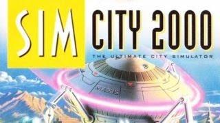 CGR Undertow - SIMCITY 2000 review for Sega Saturn
