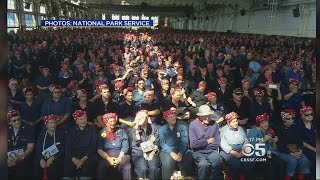 'Rosie The Riveter' Record Gathering In Richmond