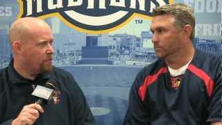 Offseason Interview with Phil Nevin (2012)