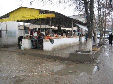 Gorod DEnau, Uzbekistan