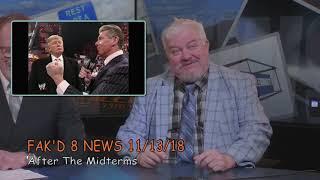 Fak'd 8 TV News: Midterms and the Caravan threat.