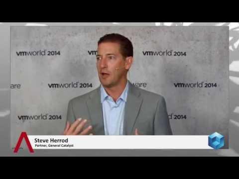 Steve Herrod - VMworld 2014 - theCUBE