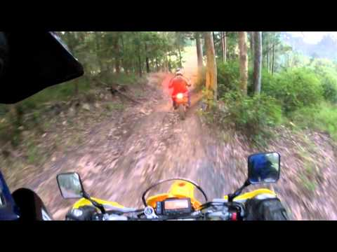 Suzuki DRZ400 DR650 Trail Ride Newcastle GoPro Hero2