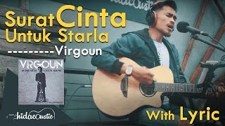 Download Lagu Virgoun - Surat Cinta Untuk Starla (Cover By Hidacoustic) (Live Session) With Lyric Gratis STAFABAND