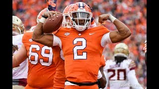 Kelly Bryant 2017 Highlights