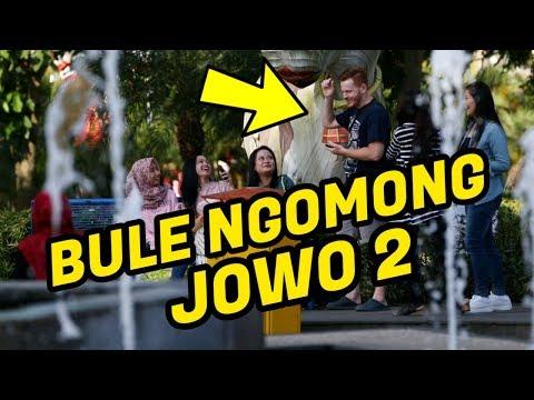 PRANK BULE NGOMONG JAWA 2!